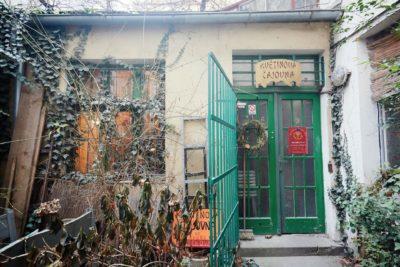 Květinová čajovna, Praha 2