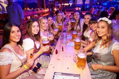 The Girls from Limburger Oktoberfest 2019