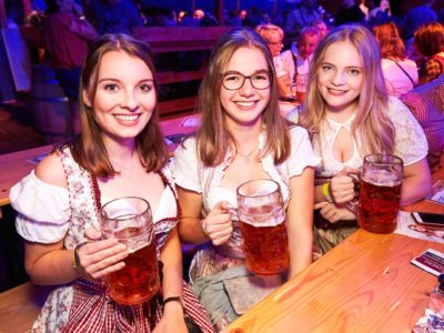 The Girls from Limburger Oktoberfest 2019