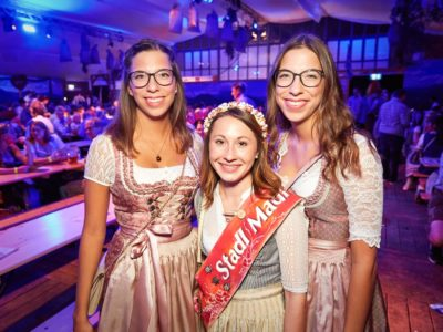 Stadl Madl of Limburger Oktoberfest 2019