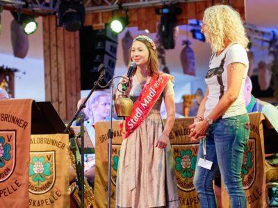 Stadl Madl of Limburger Oktoberfest 2019